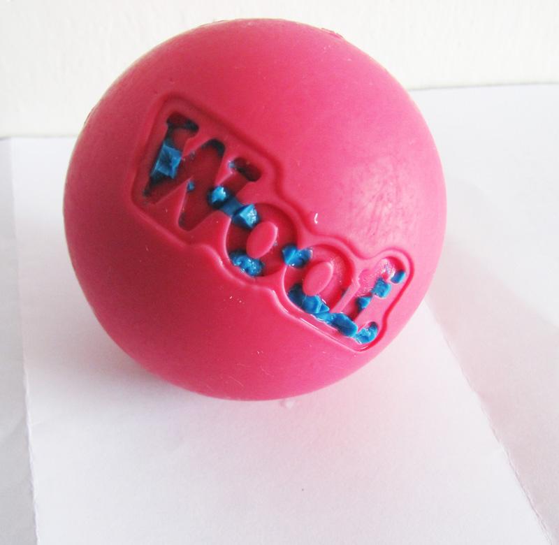 Recenze hračky pro psy míček Planet Dog Orbee Tuff Woof Ball