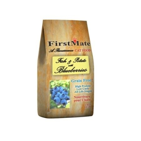 FirstMate Renaissance Cat Food Fish And Potato with Blueberries 5,5 kg