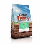 Granule pro psy Best Breeder Grain Free Tuna with Salmon, Sweet Potato and Broccoli 2 kg