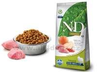 Granule pro psy N&D Natural & Delicious GRAIN FREE Adult Maxi Boar & Apple 12 kg DOPRAVA ZDARMA